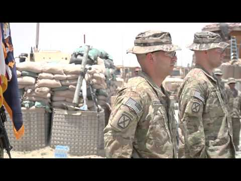 Mountain Division Soldiers - Afghanistan 2013