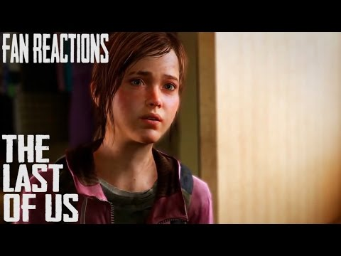 Fan Reactions: The Last Of Us - Ellie Speaks Her Mind (Ranch Scene)