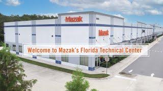 Mazak Florida Technical Video Tour
