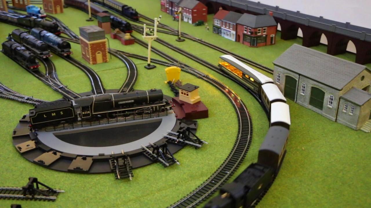 Hornby Digital Train Sets - Jadlam Toys & Models