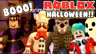 Halloween in Roblox Many Sweets & Costumes Roblox Simulator Games