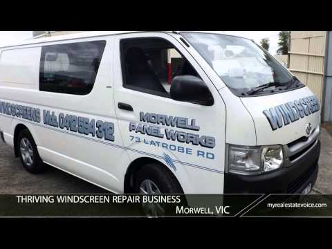Freehold Panel Beating Business for Sale – Morwell, VIC