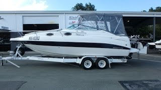 2004 Mustang 2200 Clubsport powered by MerCruiser 5.0L MPI Sterndrive - For Sale at Northside Marine