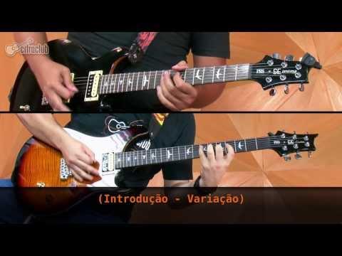 Carry On - Angra (aula de guitarra)