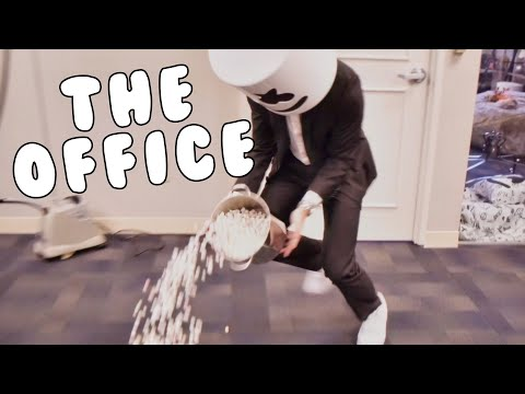 Dino - Marshmello Recreates The Best Scene From The Office
