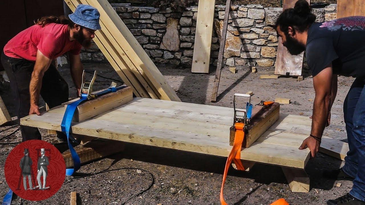 Gsac makes | Ξύλινο τραπέζι