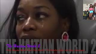 """The Haitian World 2"" Ta sanble Nina Maisha ta deside anonse fanatik li yo ke li trè malad.Part#1"