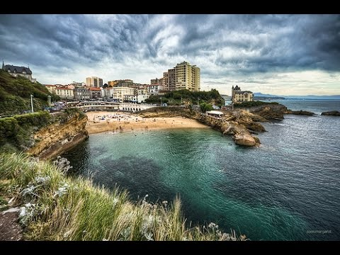 Vacation in Style in Biarritz