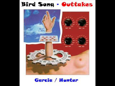 'Bird Song' Jerry Garcia - Outtakes