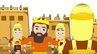 Isaiah Saves Jerusalem I Old Testament Stories I Animated Children
