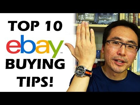 Top 10 eBay Buying Tips - General & Wristwatch Specific Pearls - Perth WAtch Suppl #6
