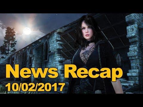 MMOs.com Weekly News Recap #115 October 2, 2017