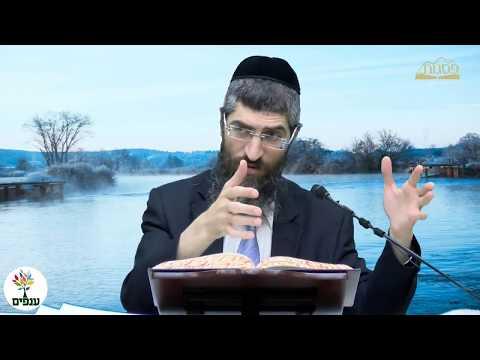 הרב יצחק יוסף - מרכז רוחני פסגות - הלכות בישול בשבת  חלק ג HD