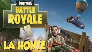 Fortnite Battle Royale #1 - Mon Premier Top 1 de la Honte