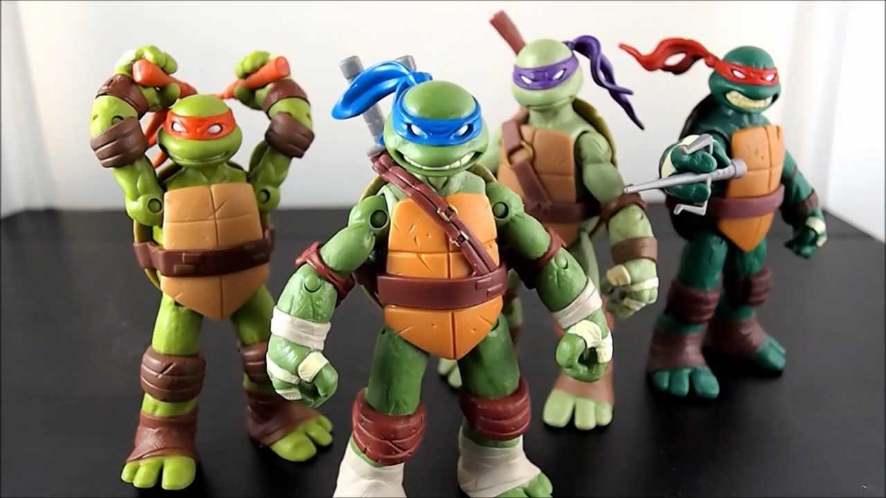 Turtles Ninja Turtles