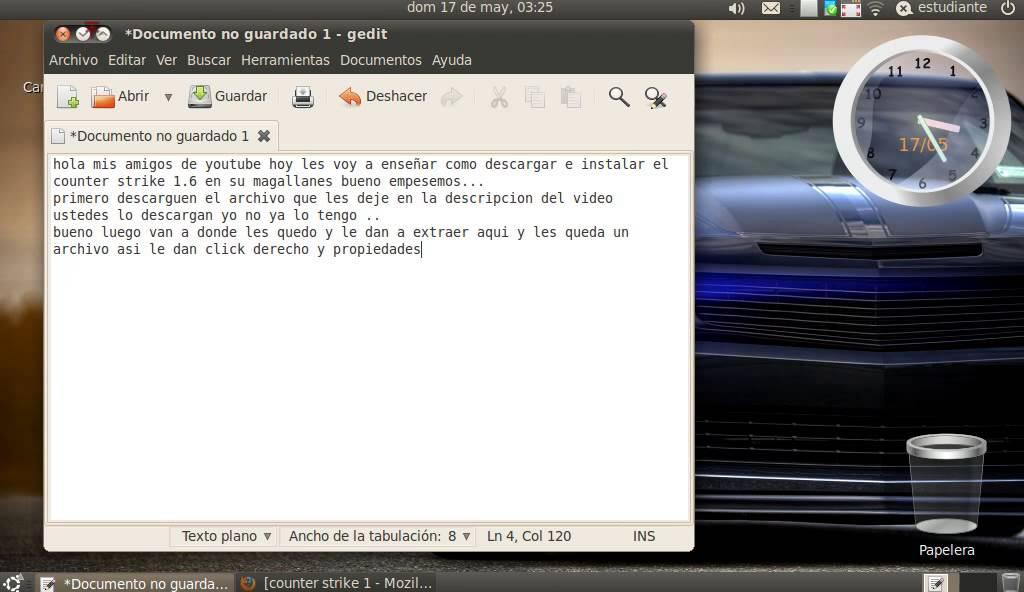 como descargar counter strike para ubuntu positivo bgh