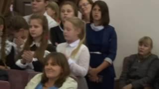Концерт в день учителя. Ютановка. Любимое видео