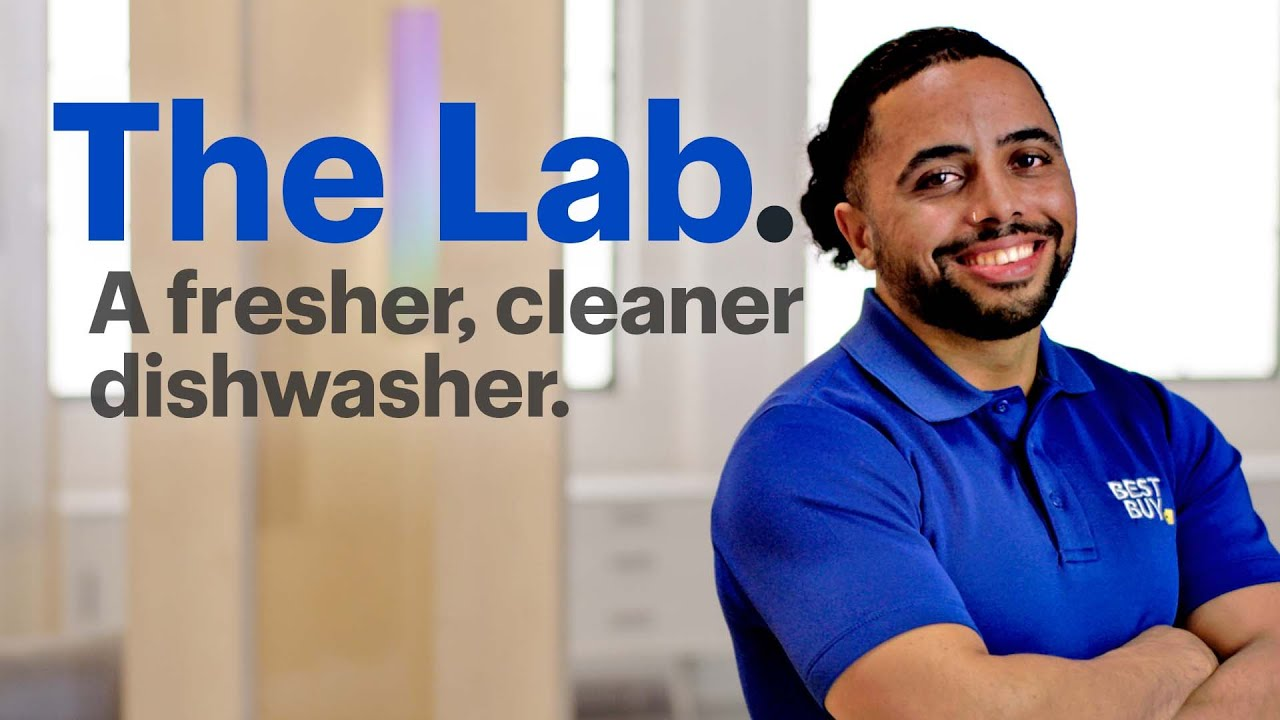 In The Lab: GE UltraFresh Dishwasher with Microban Technology
