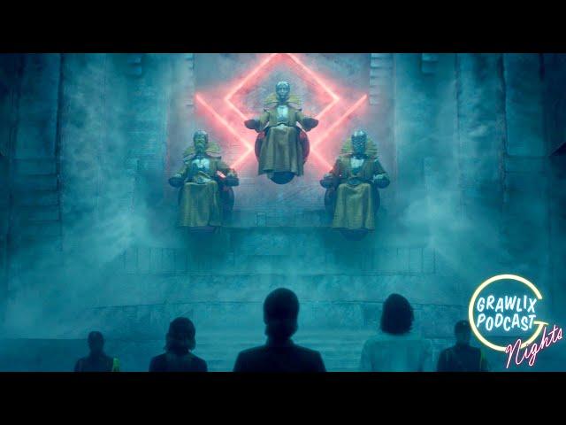 Loki Episode 4 Review | Grawlix Nights