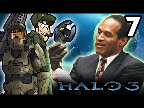 Halo 3 - EP 7: It's OJ Time | SuperMega