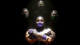 MK11 Rain Fatality 2 Queen II Album - Mortal Kombat 11 Smoke/Ermac/Reptile Easter Egg Reference
