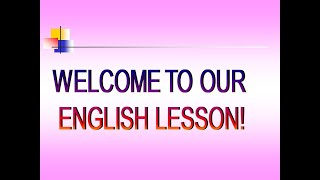 English Lesson 3 In the city / Английский Урок 3 В городе