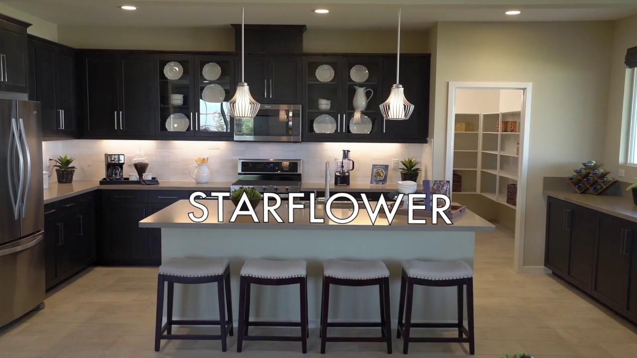 Beazer Homes   Sunset Landing At Lancaster, CA   Starflower Floorplan