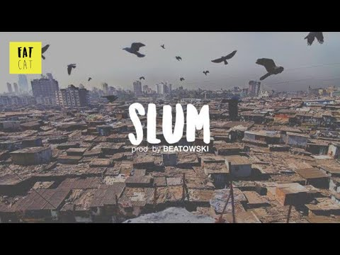 (free) 90's old school boom bap type beat hip hop instrumental | 'Slum' prod. by BEATOWSKI