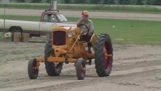 Vintage Tractors - Killarney, Manitoba, Canada
