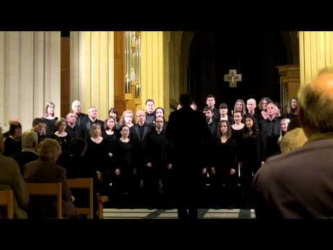Michael Tippett: Nobody Knows (A Child Of Our Time)- Reading Phoenix Choir