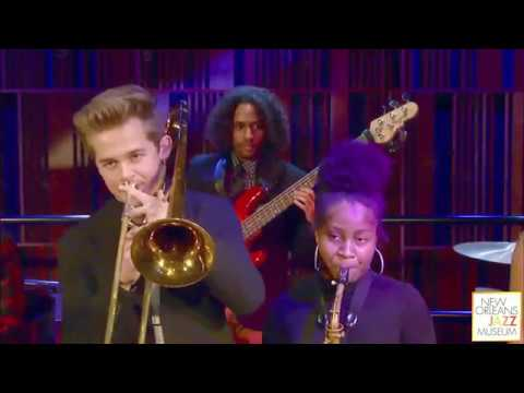NOCCA Jazz Band (feat. Jon Batiste, Trombone Shorty & Wendell Brunious) - Live at the Jazz Museum