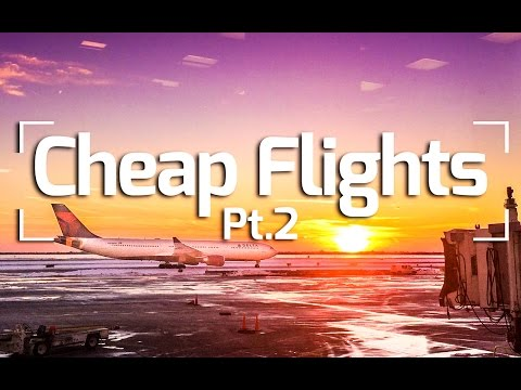 HOW TO BOOK CHEAP FLIGHTS – TRAVEL TIPS