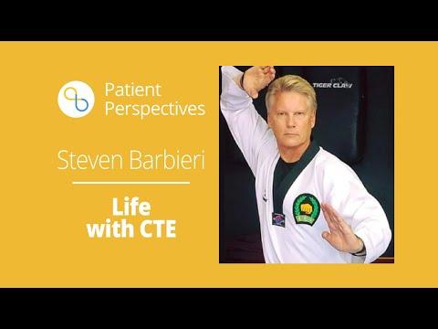 Life After a CTE Diagnosis: Steven Barbieri