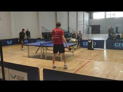 Derbi Tenis de Mesa de Superdivisión entre Vilagarcía y Cambados