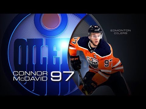 McDavid named second star of the week