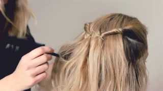 60 Second Masterclass: Beachy waves Thumbnail