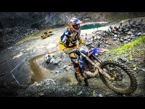 Hard Enduro Race: Day 4 - Red Bull Romaniacs 2013