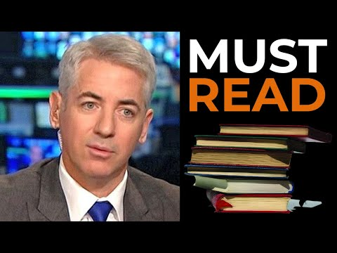 Bill Ackman: 11 Books That Made Me MILLIONS (Must READ)