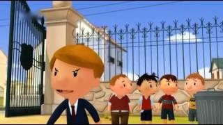 Der kleine Nick Im Museum Der kleine Nick deutsche Folgen Staffel 1 Folge 23