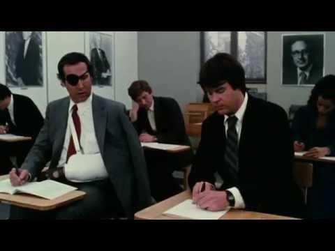 Spies Like Us Test scene.