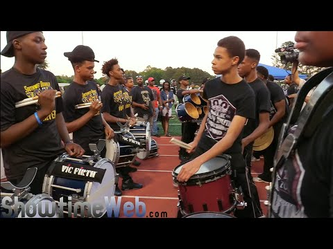 SWD vs MLK Drumline Battle 2018