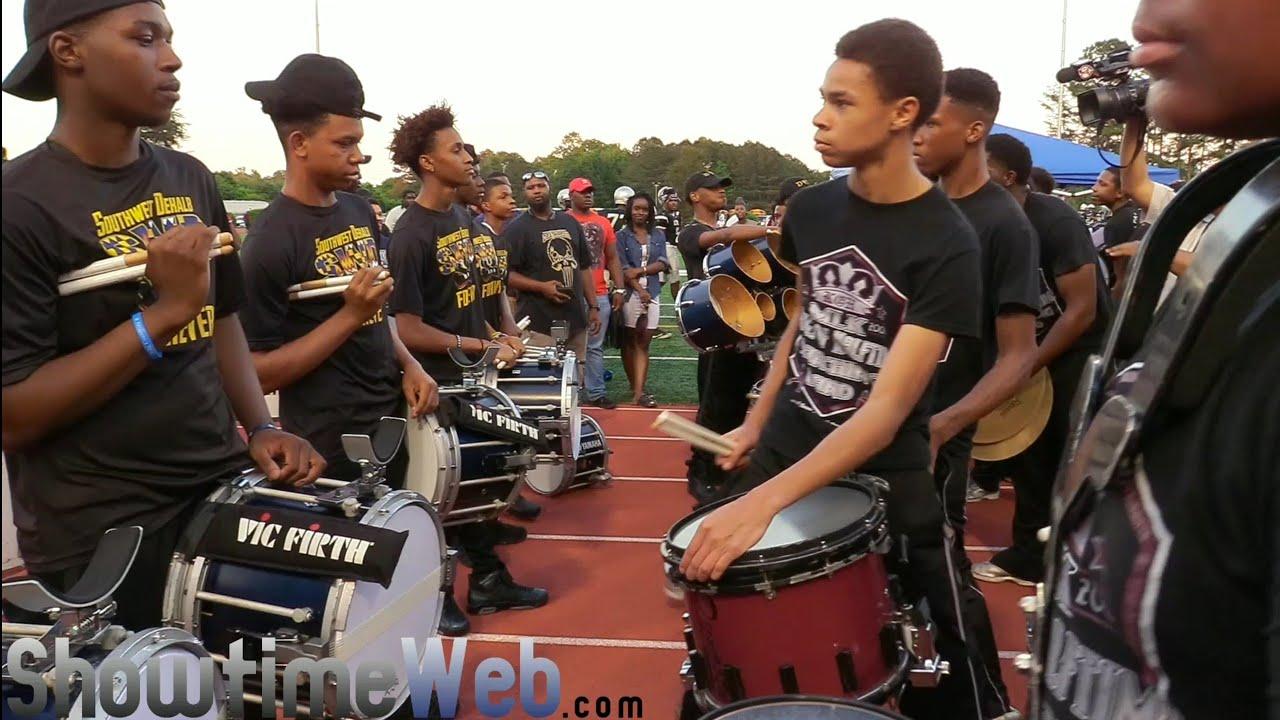 Download SWD vs MLK Drumline Battle