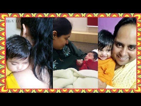 48 hours of Painless ALL NATURAL Labour and Delivery Story | Crazy Indian Mother | RGV Love