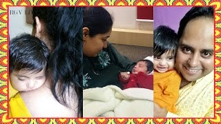 Repeat youtube video 48 hours of Painless ALL NATURAL Labour and Delivery Story | Crazy Indian Mother | RGV Love
