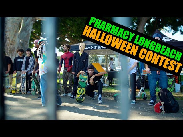 2020 Pharmacy Halloween @ Cherry Park