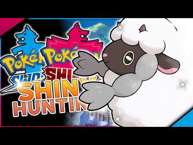 LIVE SHINY WOOLOO HUNTING! Pokemon Sword & Shield Shiny Hunting!