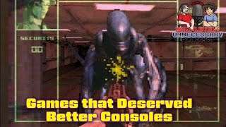 Good Games that Deserved a Better Console