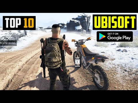 Top 10 UBISOFT Games For Android In 2020   HIGH GRAPHICS