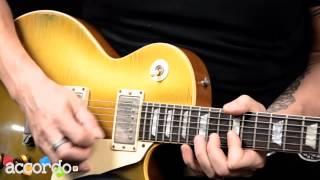 """Lezione di chitarra """"Em Pentatonic Lick"""" (Luca Colombo)"""