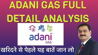 ADANI GAS SHARE ANALYSIS
